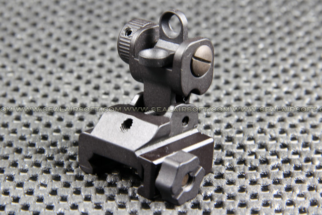 A.P.S. Folding Battle Sight (Rear) APS-GG031