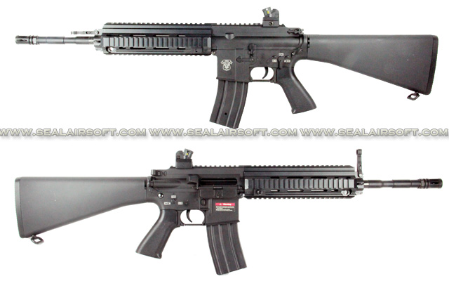 AGM HK416 AEG Rifle with Fixed stock (053) AGM-AEG-053