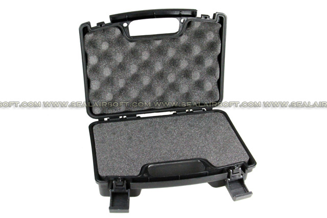 ACM Foam Padded Pistol Handgun Case (Black) CASE-002-BK