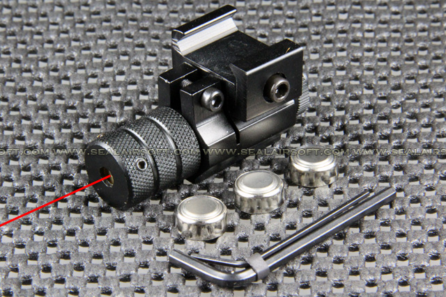 ROYAL Tactical Red Laser Sight With QD Mount ROYAL-L2027