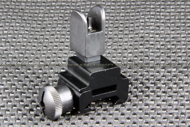ACM QD Filp-Up Metal Black Front Sight ACM-FS-751