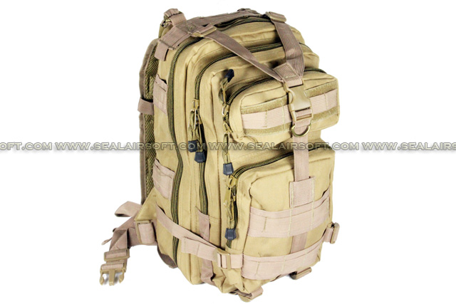 ACM MOD Hydration SWAT Assault Backpack (Tan) BG-03-TN