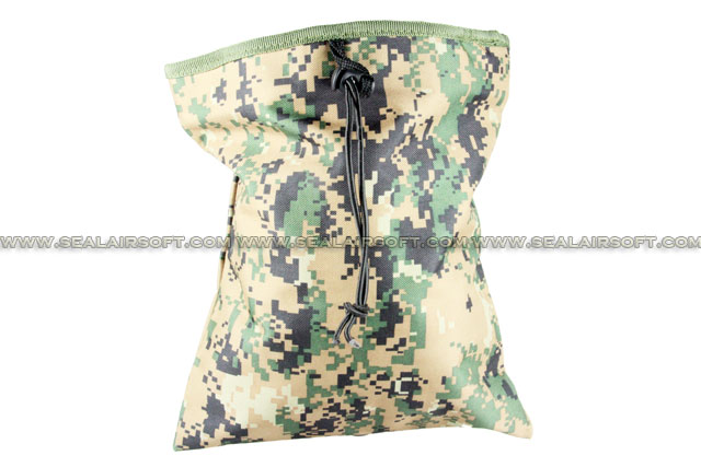 ACM Large Magazine Tool Dump Drop Pouch (Digital Woodland Camo) PH-004-DWC