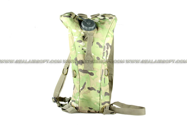 ACM US Army 2.5L Hydration Water Backpack Multi-Cam HY-02-MC