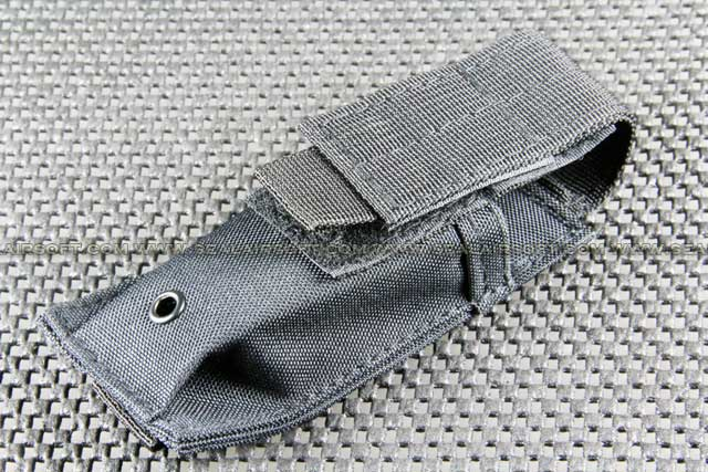 ACM Molle Single Pistol Magazine Pouch Black PH-008-BK
