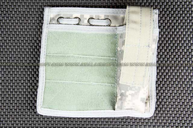 ACM Molle MOD Map Torch Admin Pouch Digital ACU Camo PH-007-ACU
