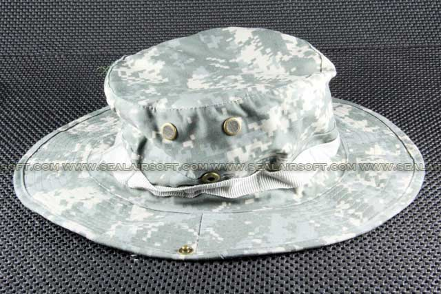 ACM MIL-SPEC Military Boonie Hat Cap Digital ACU Camo CAP-008-ACU