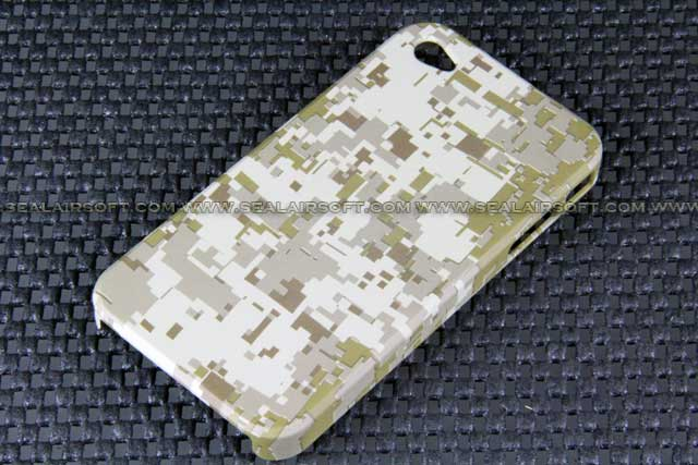Camoholic iPhone 4 Protective Case Digital Desert Camo CHL-IP4-DDC