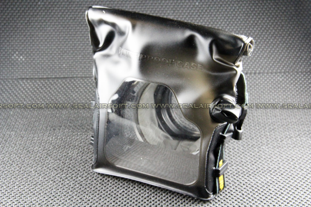 DiCAPac Waterproof 5M 150mm x 190mm Case For DSLR / SLR WP-S5