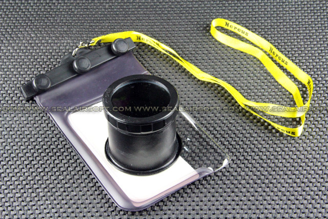 Nereus Waterproof 20M Case For Digital Camera DC-WP500 (172 x 120 mm)