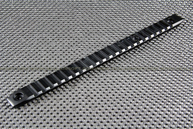 ACM 10inch Metal Long Rail Base M043 MB-018