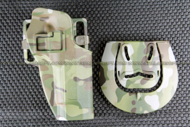 ARMY FORCE CQB Holster For M92 Series (Multicam) AF-CQBH-M92-MC