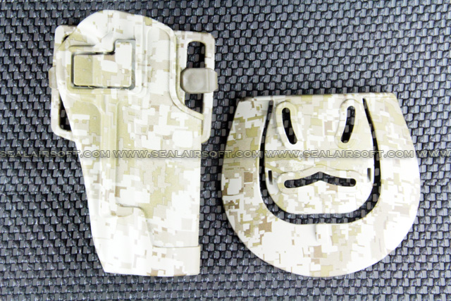 ARMY FORCE CQB Holster For 1911 Series (Digital Desert Camo) AF-CQBH-1911-DDC
