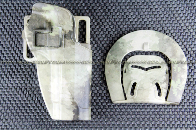 ARMY FORCE CQB Holster For M92 Series (A-TACS) AF-CQBH-M92-AT