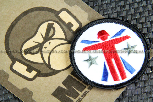 Mil-Spec Monkey Patch - Soldier Systems - COLOR