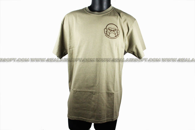 Mil-Spec Monkey T-Shirt - Secret Squirrel