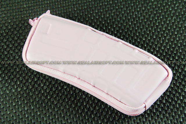 ACM P-MAG Style Hard Pouch (Pink) PH-016-PINK