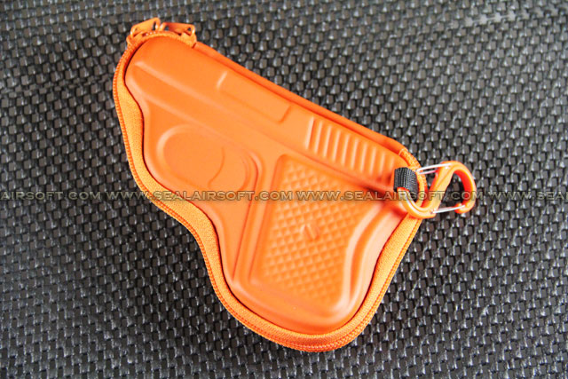 ACM COLT25 Auto Style Hard Pouch (Orange) PH-015-ORG