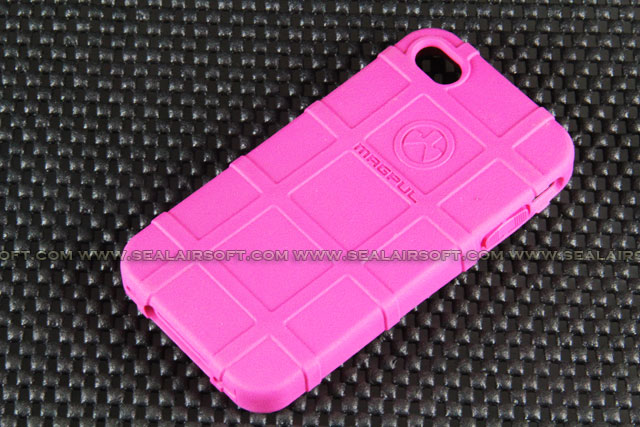 MAGPUL iPhone 4 Field Case New Version (Pink)