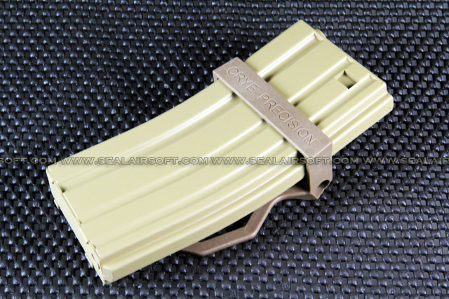 ACM CP Style MOLLE Magazine Clip For M4 M16 (Dark Earth) ACM-CP-MCDE