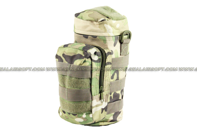ACM Molle Water Bottle Medic Pouch Multicam PH-013-MC