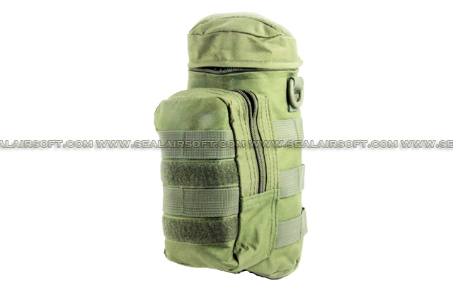ACM Molle Water Bottle Medic Pouch Olive Drab PH-013-OD