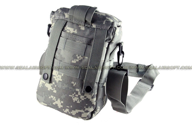 ACM Molle Shoulder Bag Tools Mag Drop Pouch Digital ACU Camo BG-24-ACU