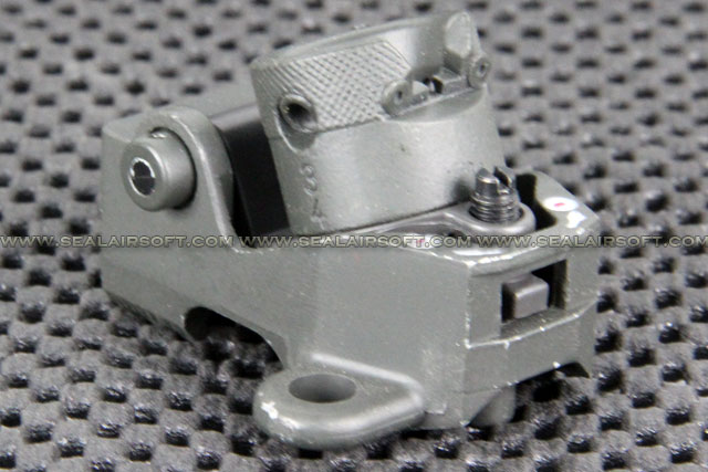 ACM Airsoft Rear Sight (Black) For SIG 552 AEG ACM-RS-552