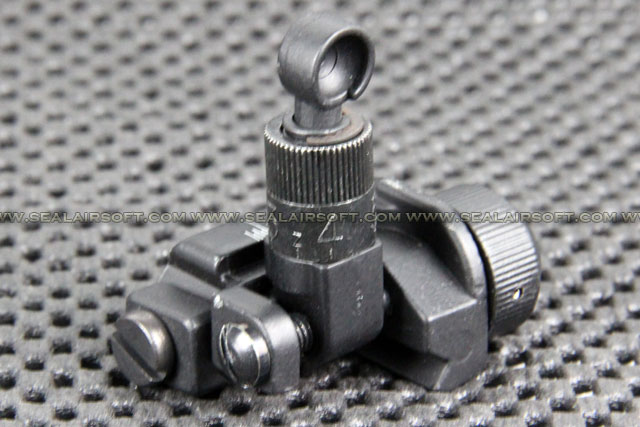 D-Boys Military 600M Flip Up Rear Sight - DB-SIGHT-M72