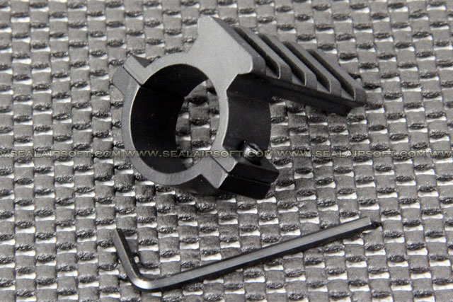 ARMY FORCE Top Rail Attachment For 25mm Rifle Scope Tube AF-MT0010 MB-056