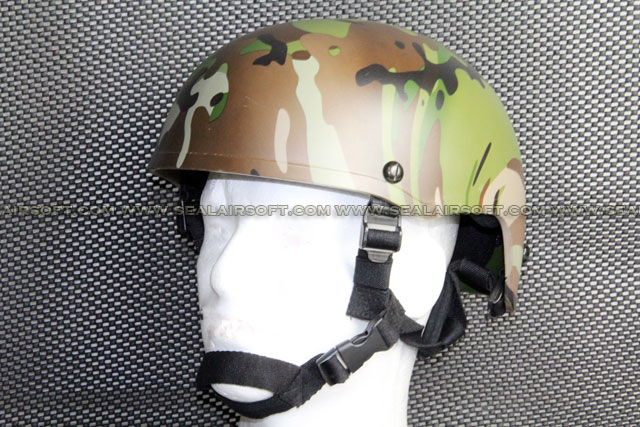MICH TC-2001 Multi Camo Airsoft Toy Helmet HT-006-MC