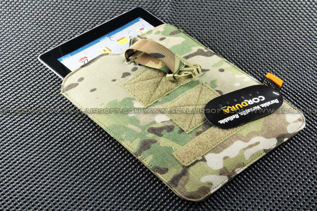 James Nylon Case for iPad (Multicam)