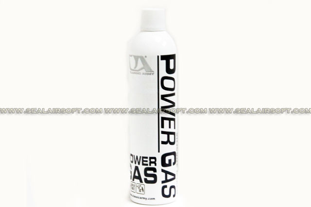 Classic Army Power Gas (Silicone Mixed) 1000ml