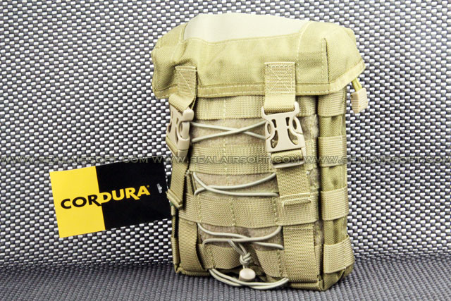 CORDURA MOLLE EDC Small Waist Pack - TAN