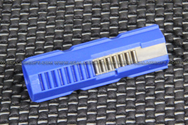 SHS 15 Teeth (7 Steel Teeth) Piston (Blue)