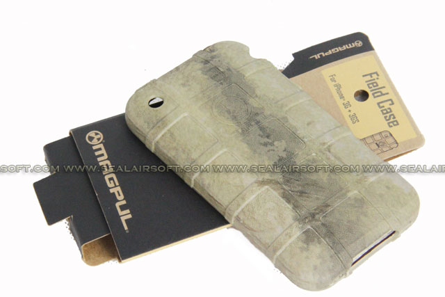 MAGPUL iPhone Field case for 3G/ 3GS (A-Tacs)
