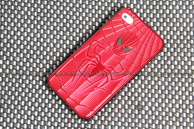 Red Spiderman 3D Hard Plastic Case Cover for iphone 4 4G 4S Hot