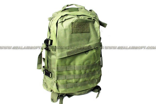 ACM 3-Days MOLLE Large Assault Backpack (Green)