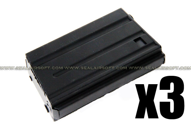 D-BOYS 190rd M16VN Magazine For M4 / M16 DB-MAG-02-M4-190RDS-3PCS