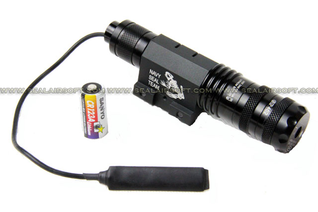 G&P Tactical Invisible Red IR 850nm Laser (GP462)