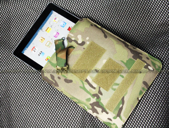 A.C.M. Nylon Case for iPad (Multicam)