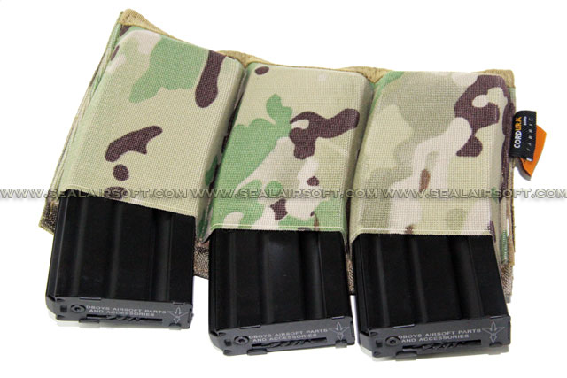 SE Gear Speed Triple 5.56 Magazine Pouch (Multicam) SE-PH03-MC