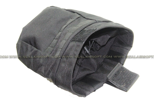 SE Gear Weekend Warrior USMC Style Mag Drop Pouch (Black) SE-PH04-BK