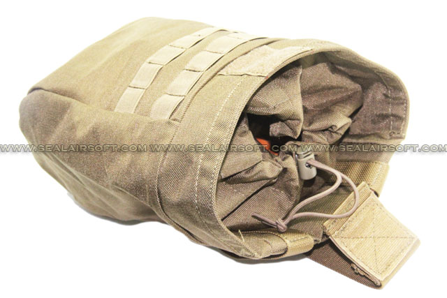 SE Gear Weekend Warrior USMC Style Mag Drop Pouch (Tan) SE-PH04-TN