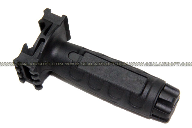 A.C.M. ABS Grip For 20mm RIS Rail (Railed Version) ON-SALE Only 3