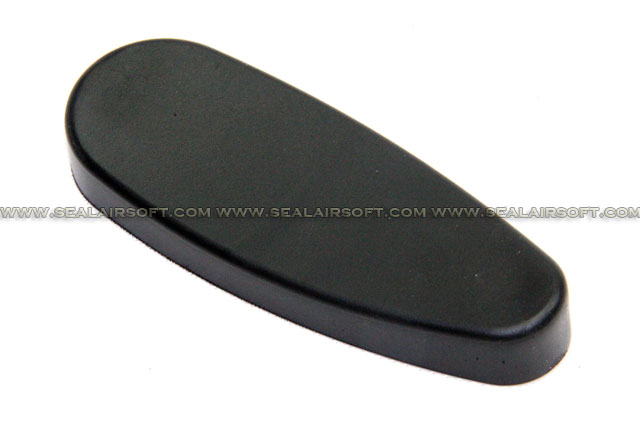 D-BOYS Butt Pad For 6-Position M4 Stock (Black) DB-M4PD
