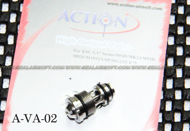 Action High Output Valve for KSC GLOCK Series - A-VA-02