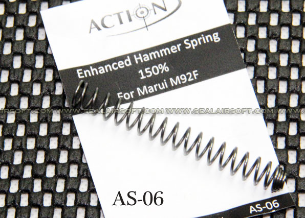 Action Enhanced Hammer Spring (150%) for Marui M92F GBB - AT-AS-06