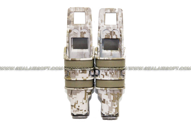 SE Tactical Pouch For Pistol / MP5 Magazine (Digital Desert Camo) SE-PH07-DDC