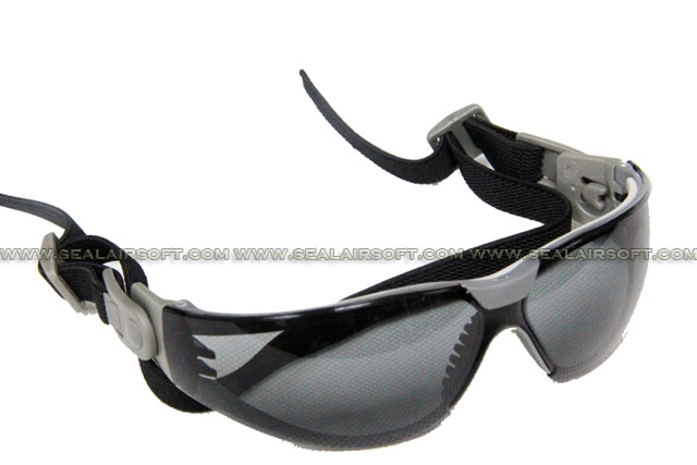 SA Rogus Strap Sport Style UV Resistance Shooting Safety Glasses (Outdoor)